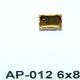 AP-012 octagon 6x8