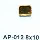 AP-012 octagon 8x10
